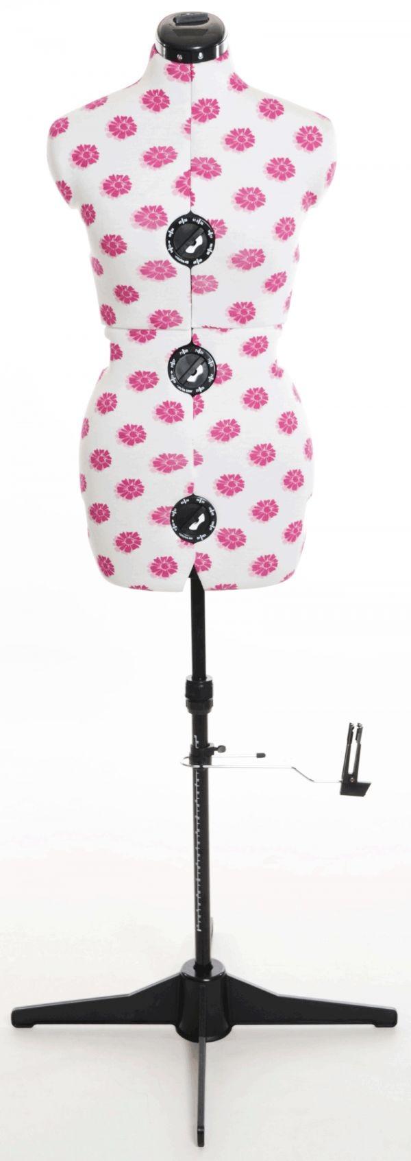 """Adjustable Dressmakers Dummy """"Bloom"""" - 4 Sizes"""
